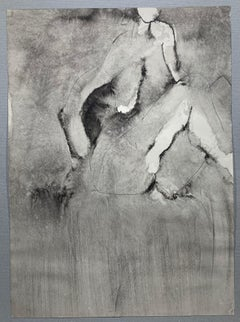 Nude (abstract woman)