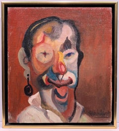 The Clown (Abstract Portrait)
