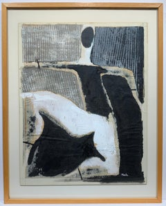 The Dancer (Abstract Figure)