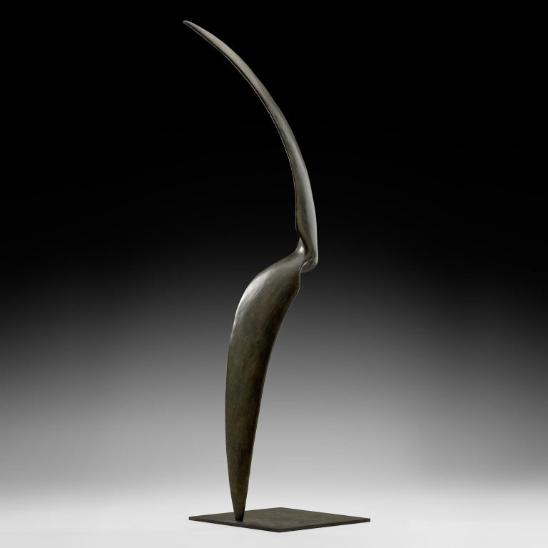 Isabelle Thiltgès Figurative Sculpture - Élan