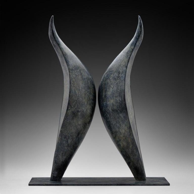 Isabelle Thiltgès Figurative Sculpture - Escarmouche