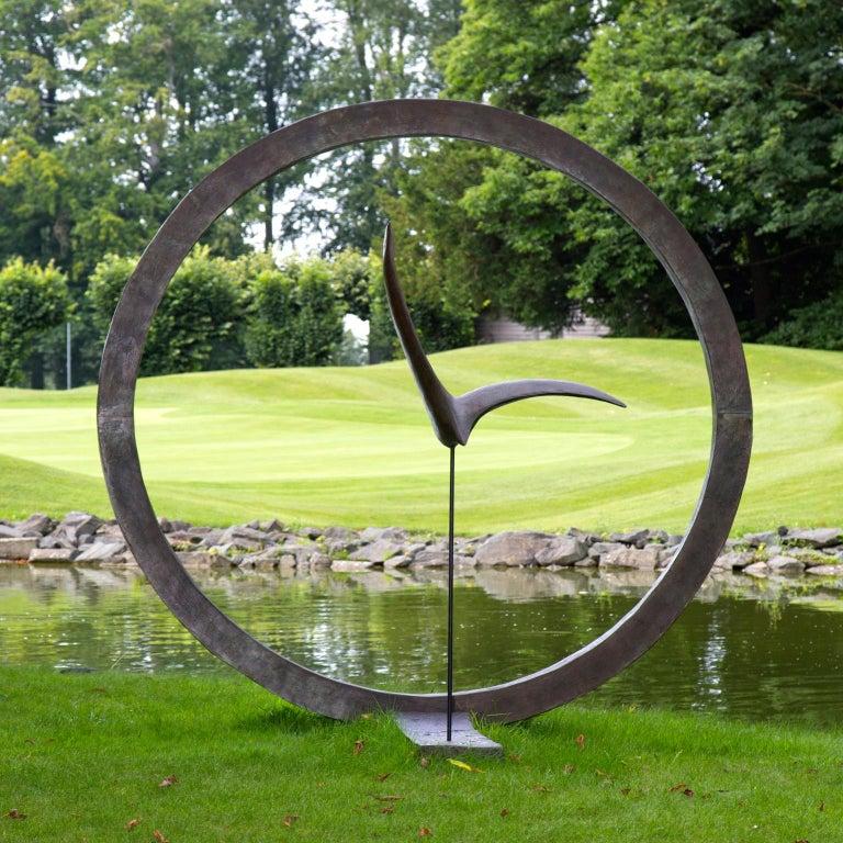 La Grande Envolée - Contemporary Sculpture by Isabelle Thiltgès