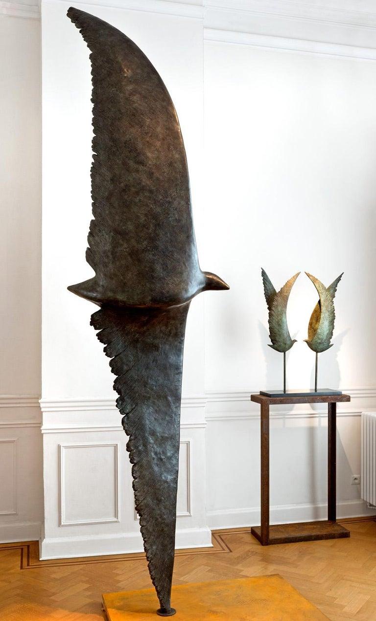 Isabelle Thiltgès Figurative Sculpture - Prélude