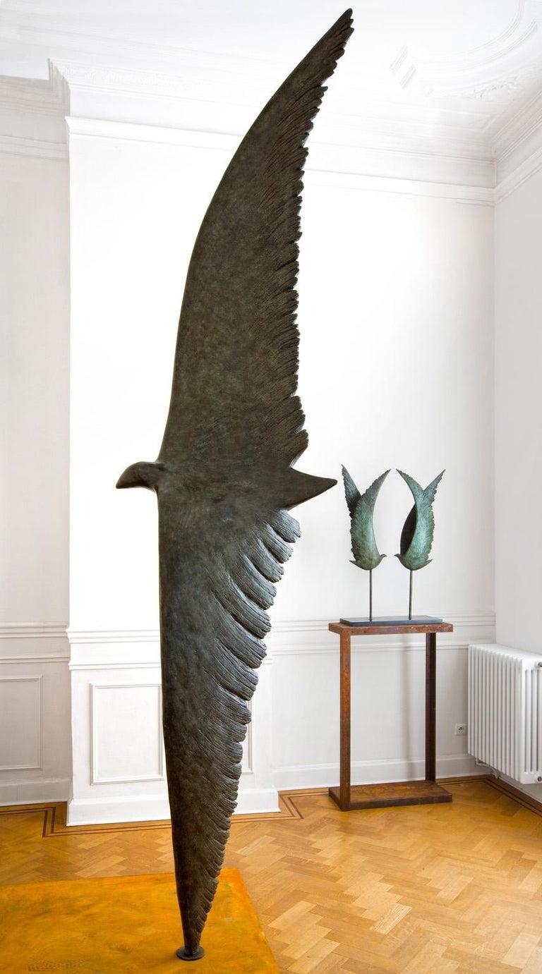 Prélude - Sculpture by Isabelle Thiltgès