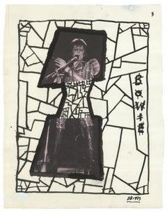 David Bowie - Drawing, Pop Art, Contemporary Art, Derek Boshier, David Bowie