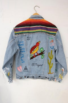 The Bird_Jada+Jon_2021 Reworked Vintage Levi's Denim Jacket (Unique)_Unisex L
