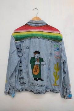 The Musician_Jada+Jon_2021 Reworked Vintage Levis Denim Jacket (Unique)_Unisex L