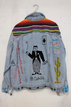 The Gentleman_Jada+Jon_Reworked Vintage Levi's Denim Jacket (Unique)_Unisex L