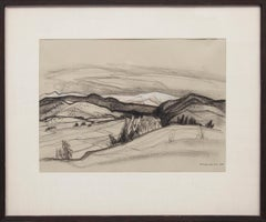 Untitled (New Mexico Landscape)
