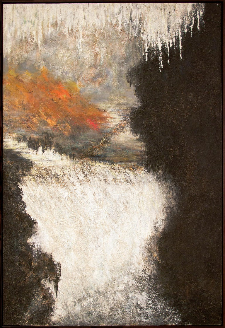The Seventh Day (Abstract Painting) For Sale 3