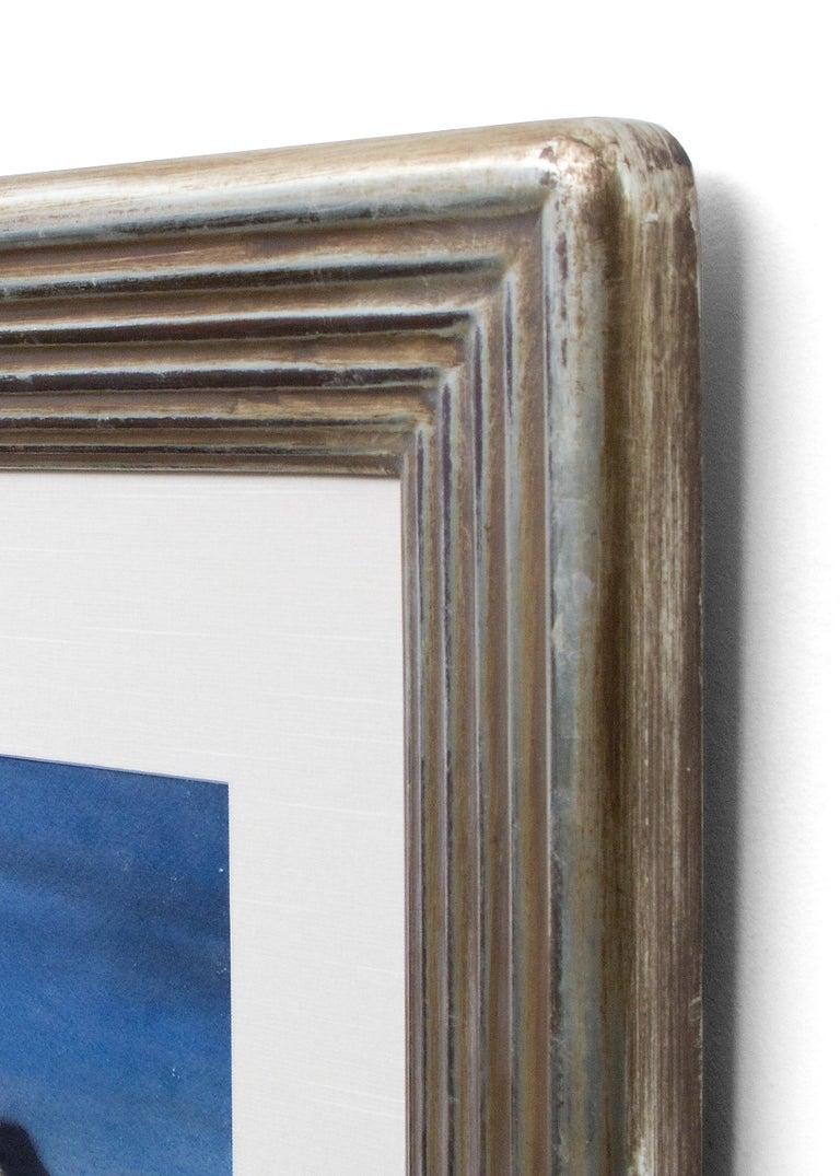 Original painting by Colorado artist, Vance Kirkland  (1904-1981.  Dated  1943.7 (Number 7). Presented in a custom frame, outer dimensions measure 34 ¼ x 41 ¾ x 1 ¼ inches. Image size is 22 ½ x 31 inches.  As an artist and educator, Vance Kirkland
