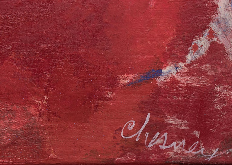 Joie de Vivre - Abstract Painting by Lee Chesney