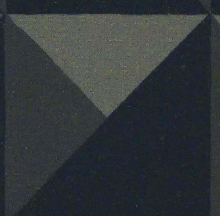 Piramides Opticas - Modern Art by Maria Eugenia Casuso