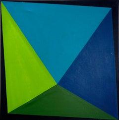 Triangulo de Azules