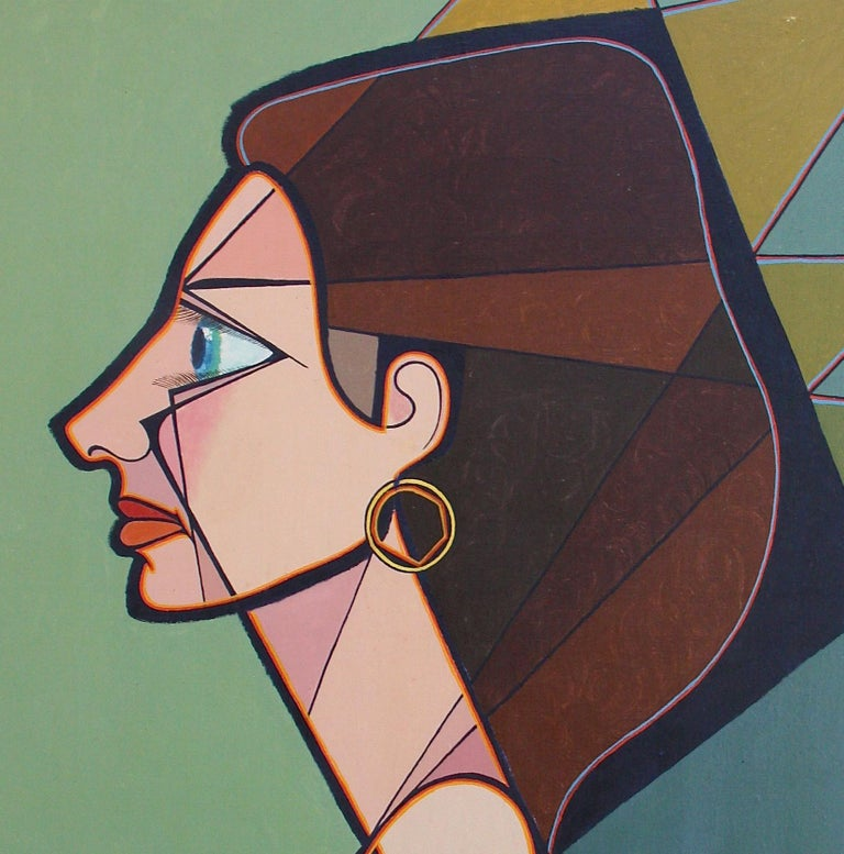 Portrait of the Artist's Wife For Sale 1