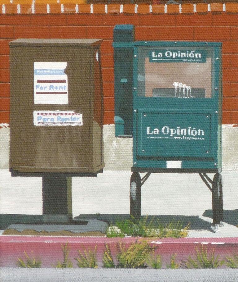La Opinion - Photorealist Art by Michael Ward