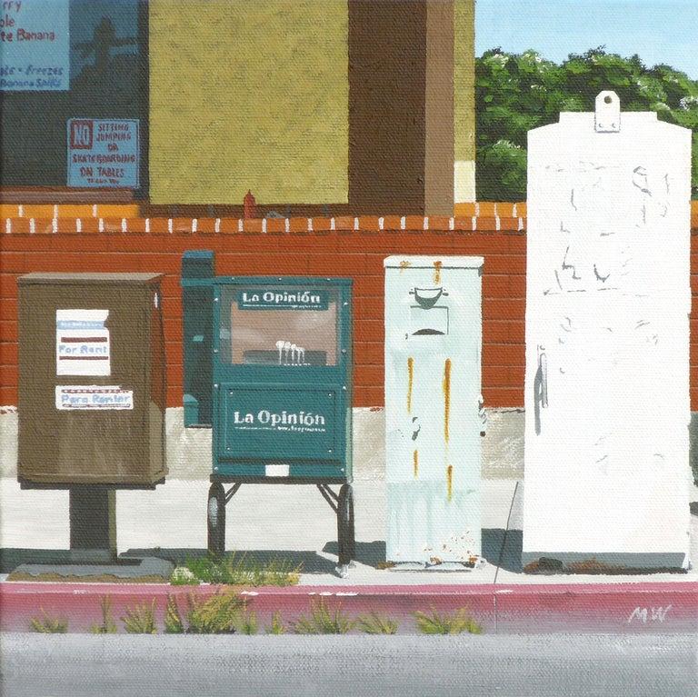 La Opinion - Art by Michael Ward