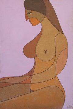 Nude in Lavender