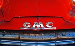 Red GMC
