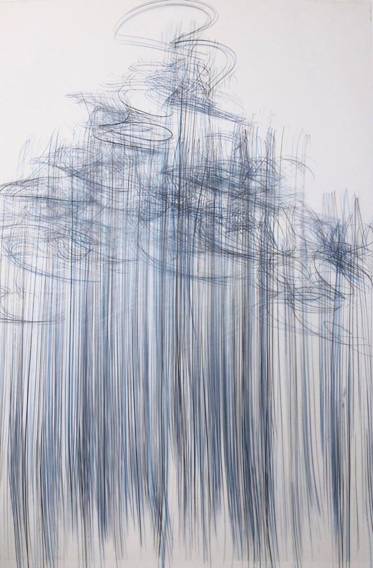 Jaanika Peerna Abstract Drawing - Thaw #6