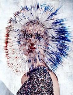 Distorted Toni Garrn, Paris