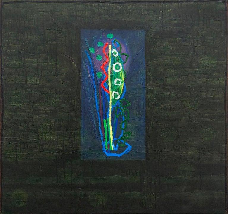 David Bolduc Abstract Painting - Chios