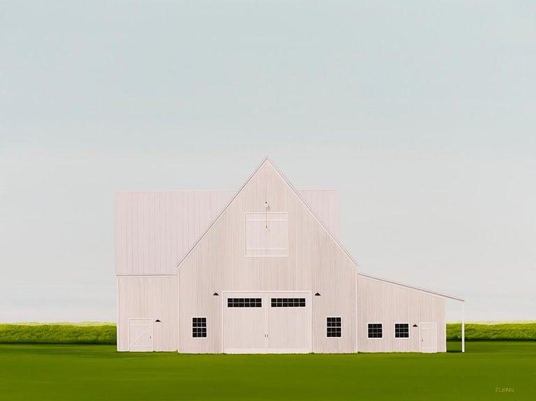 Francis Lipari Landscape Painting - Reverence