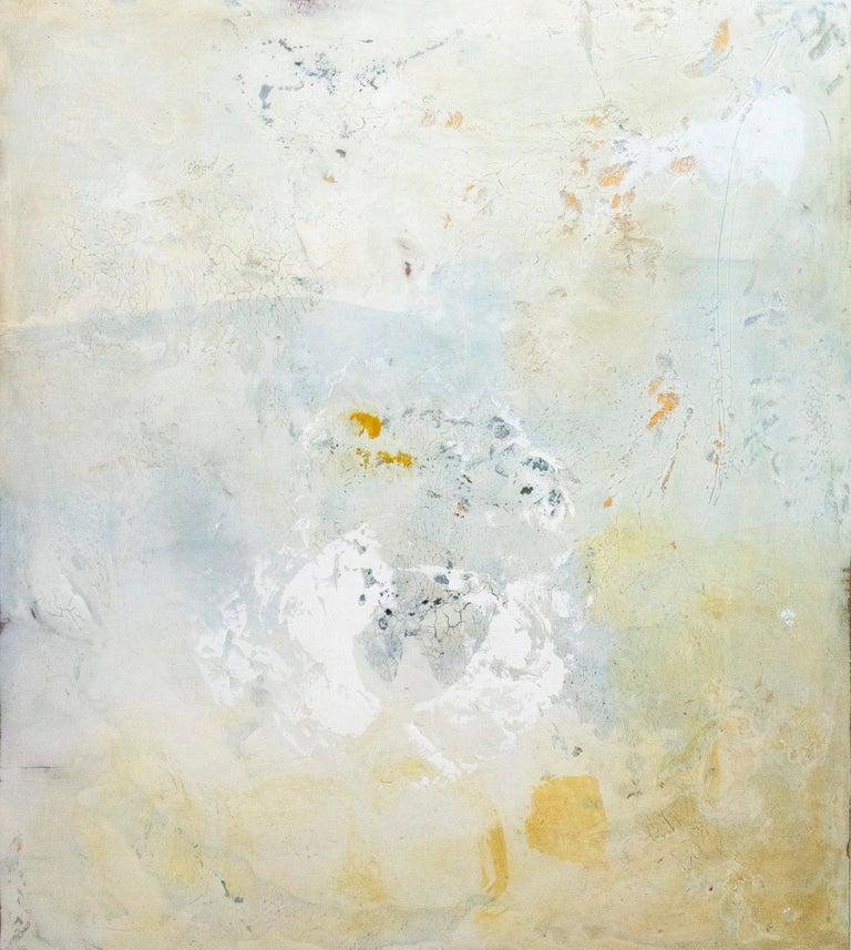 Jutta Naim Abstract Painting - In Organum #5