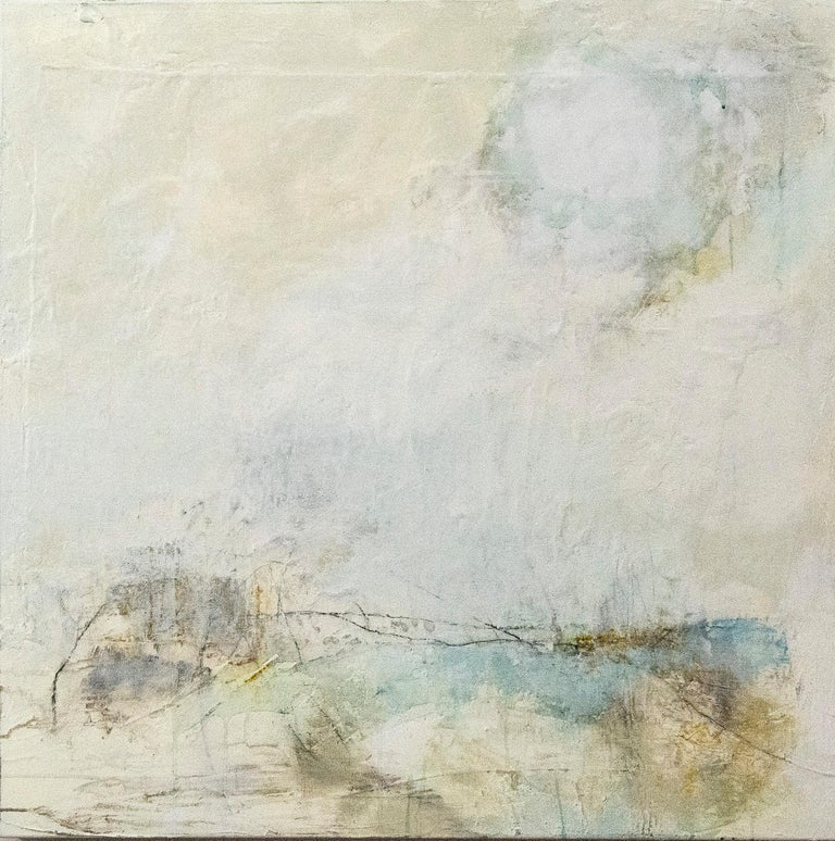 Sharon Kelly Abstract Painting - Lure Us Again