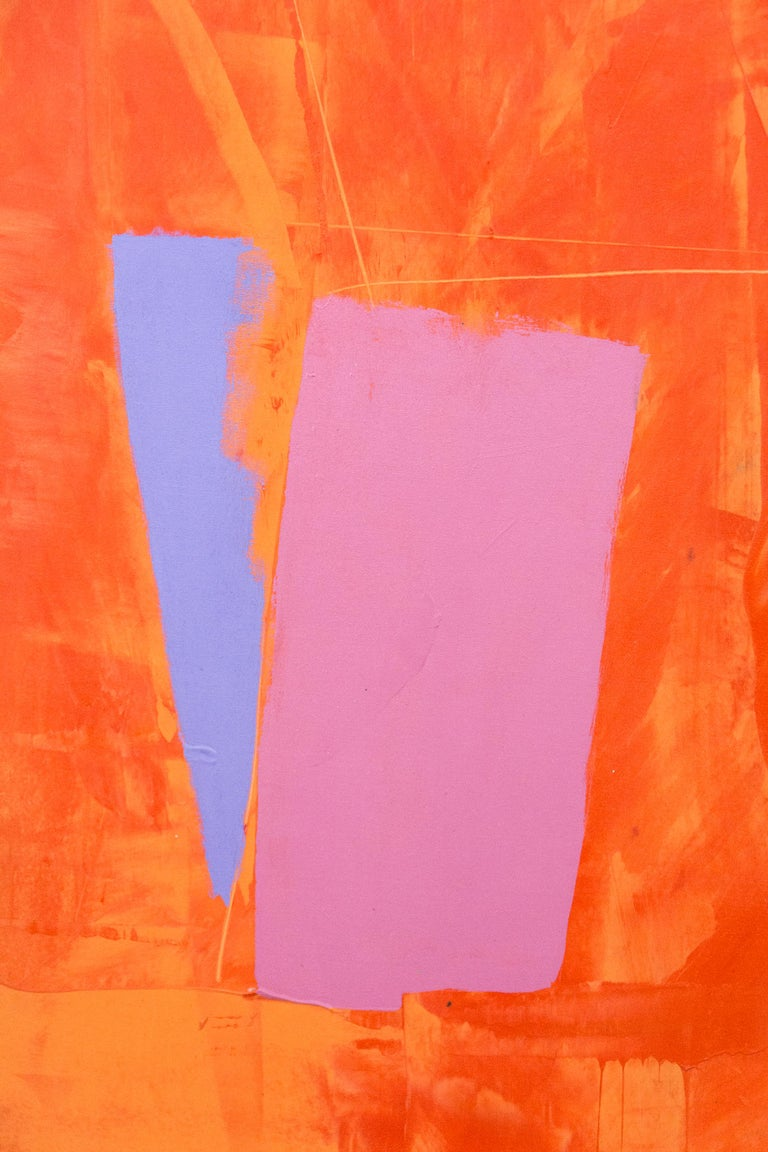 Untitled #1 - Painting by David Bolduc