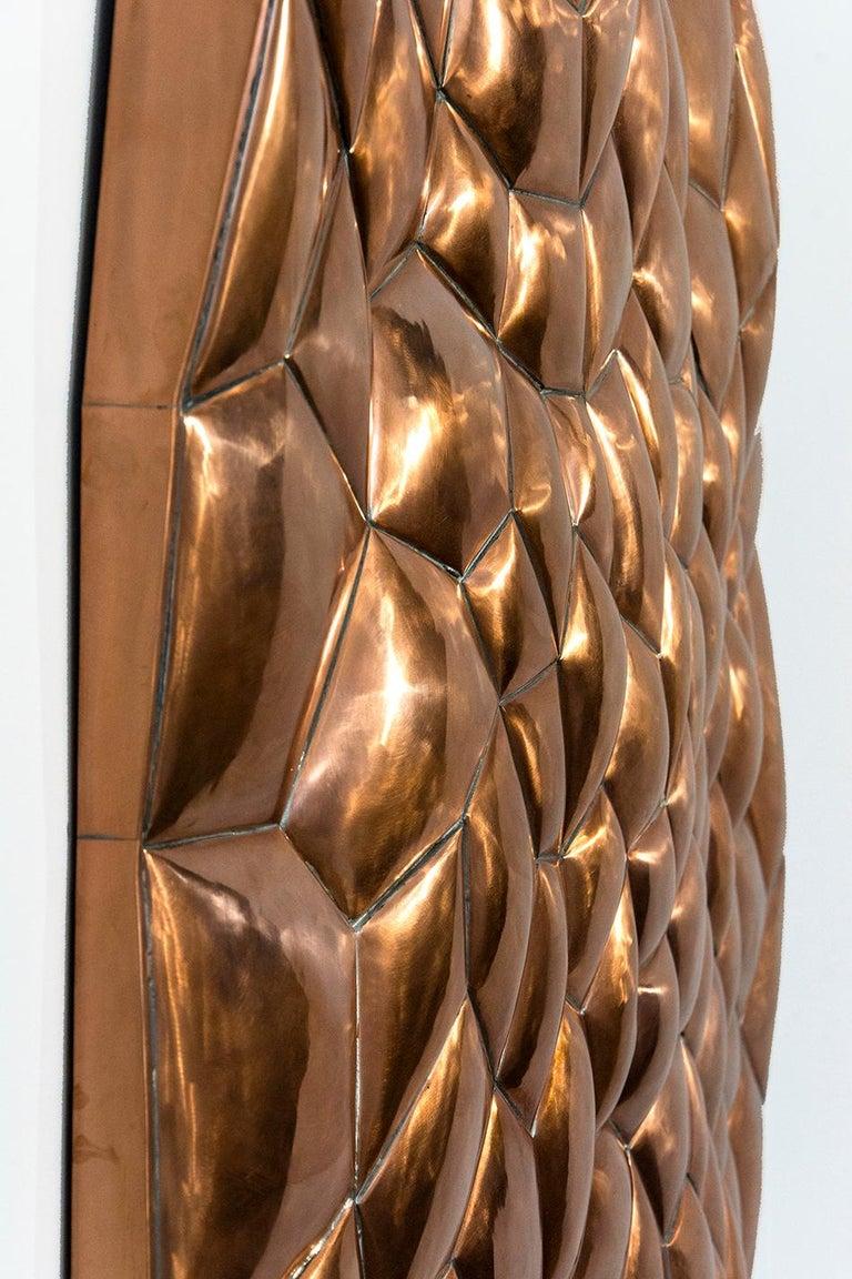 Biomorphic Copper For Sale 1