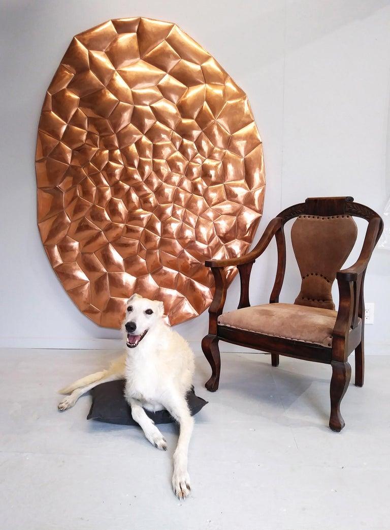 Biomorphic Copper For Sale 2