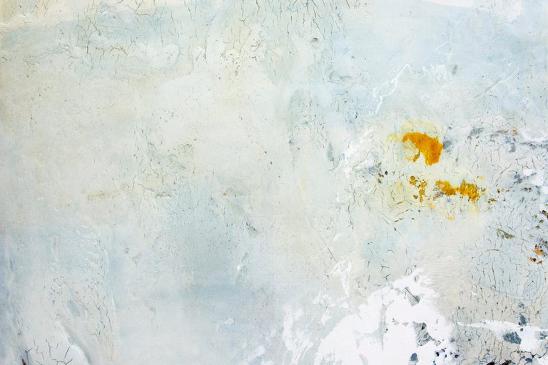 In Organum #5 - Contemporary Painting by Jutta Naim