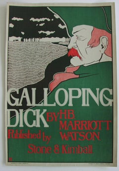 Galloping Dick By HB Marriott Watson.