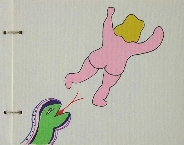 The Devouring Mothers, - Print by SAINT PHALLE, Niki de
