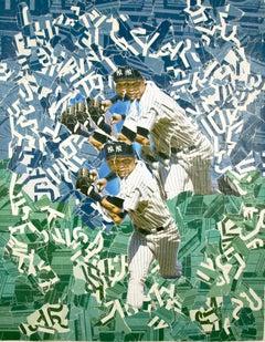 Derek Jeter 4 Luck 2009 World Series