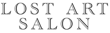 Lost Art Salon logo