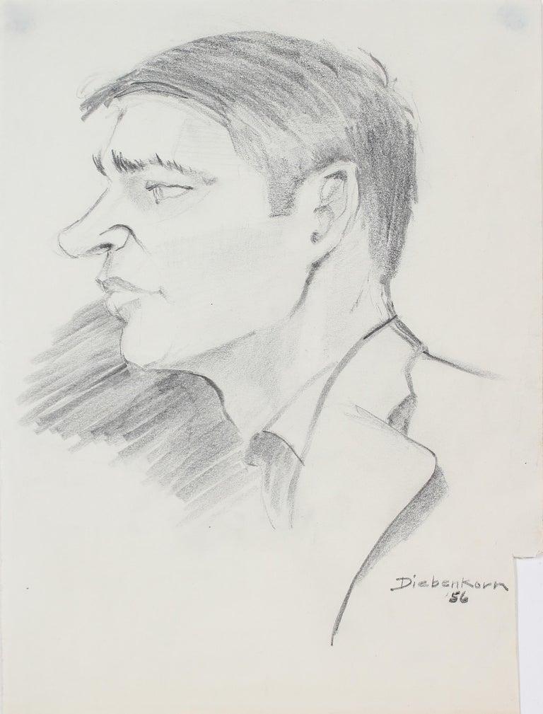 Portrait of a Man Entitled