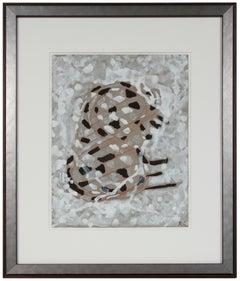 """Untitled Navarro Series (1)"" 2019 Acrylic & Pastel"