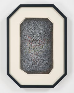Les Petites Signes - an original painting by Mark Tobey