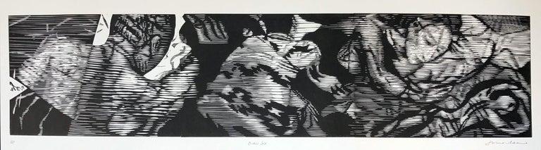Wuon-Gean Ho Figurative Print - Orchis 6