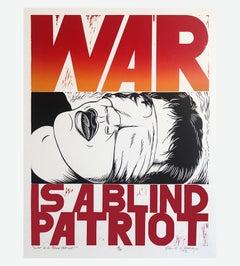 War Is a Blind Patriot