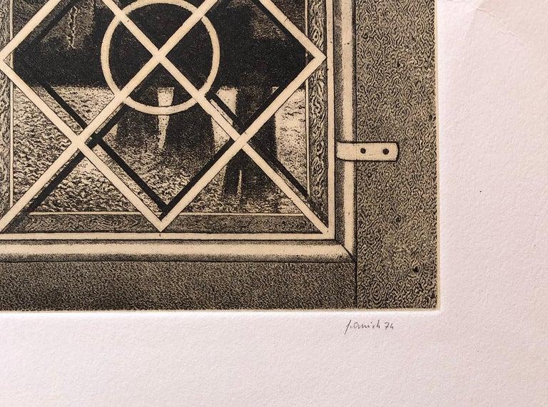 Venezia - Contemporary Print by Edo Janich