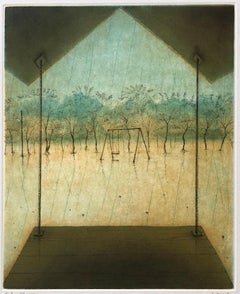 Le Pluie, by Mitsuo Shiraishi