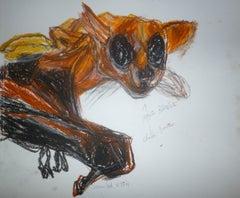 Battante Brun Marmalade (from Wild Animals)