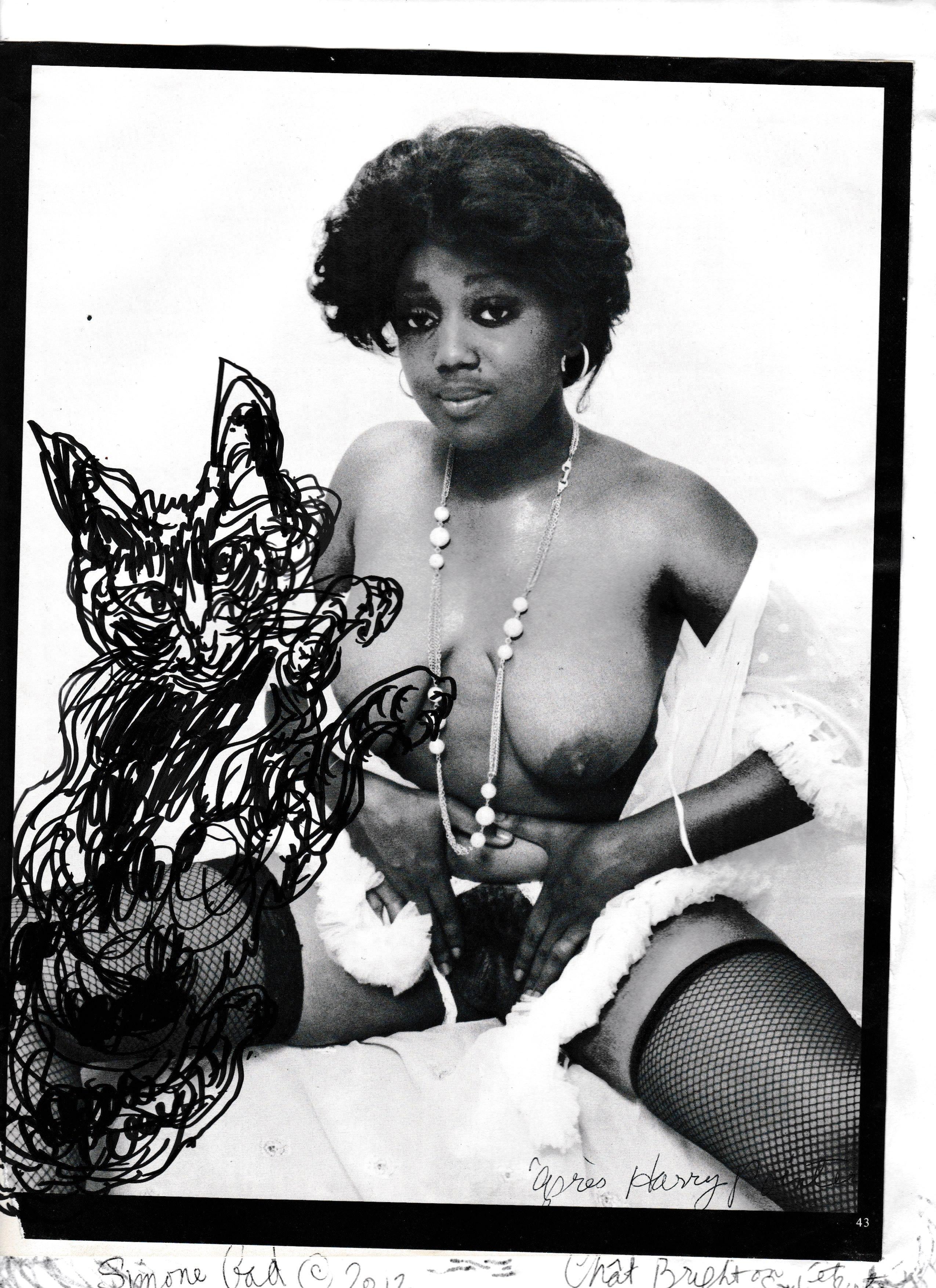 Vintage Hairy Teen Nudists