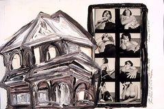 Pinup Contact Sheet with Victorian