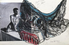 Martin O'Brian Avec Shark 1