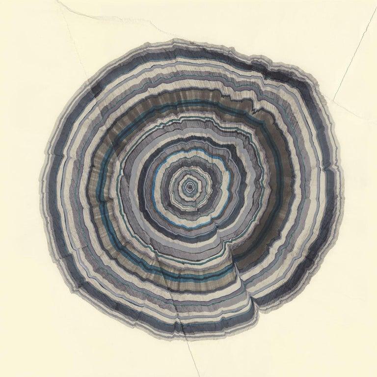 46 Years (Tree Rings Series) For Sale 1