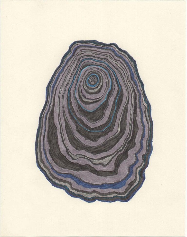Steven L. Anderson Landscape Art - 46 Years (Tree Rings Series)